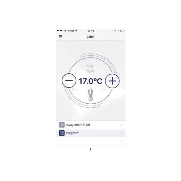 """5. Adax Neo Wifi """"H"""" Fűtőpanel (2000W)"""