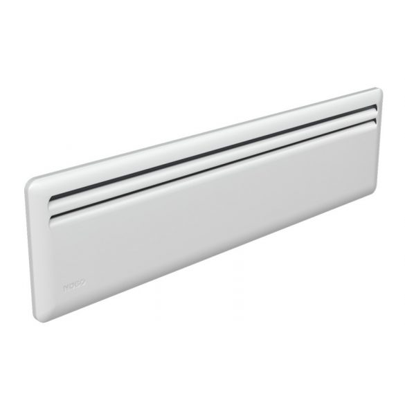 a2  NOBO FJORD+2Te fűtőpanel 20cm magas termosztáttal (750W)