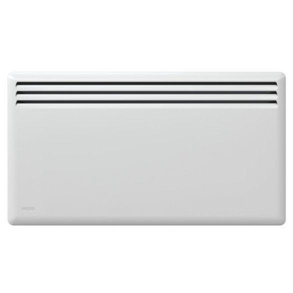 b4  NOBO FJORD+2Te fűtőpanel 40cm magas, termosztát (1000W)