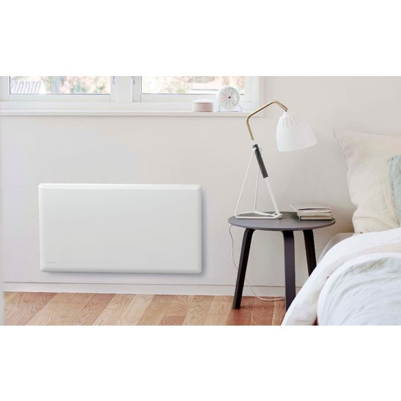 8  NOBO OSLO+2Te fűtőpanel 40cm magas, termosztát (750W)